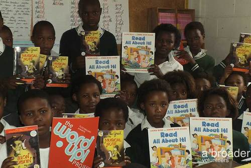 Community Volunteer Projects in Port Elizabeth, South Africa