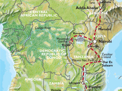 Cape Town to Cairo (17 weeks) Nile Trans Overland Tour