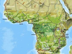 UK to Nairobi (33 weeks) Trans Africa