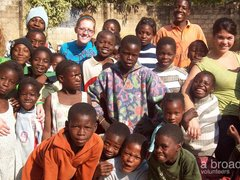 Childcare, Orphanage & Youth Volunteer Programs in Lusaka, Zambia
