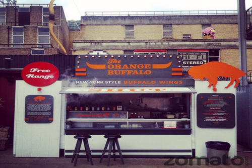 6 Places to Eat Out in London on a Budget