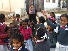 Child Care Volunteer Programs, Udaipur, India