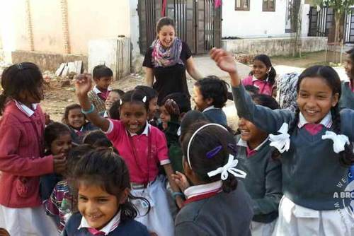Teaching Missions in Jaipur, India