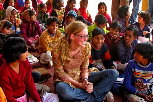 Childcare Volunteer Programs in Jaipur, India