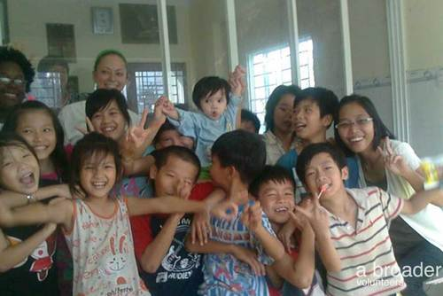 Orphanage Work in Hanoi, Vietnam