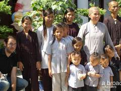 Pagoda Orphan Project in Ho Chi Minh, Vietnam