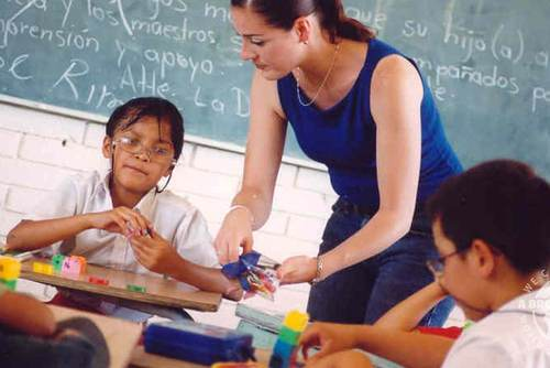 Special Needs Teaching, Costa Rica