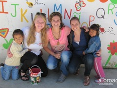 Volunteer at a Deaf / Blind Center in Quetzaltenango, Guatemala