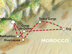 Morocco Family Tour (9 days) Souks Sand Dunes