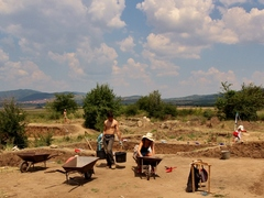 Excavation of Emporion Pistiros