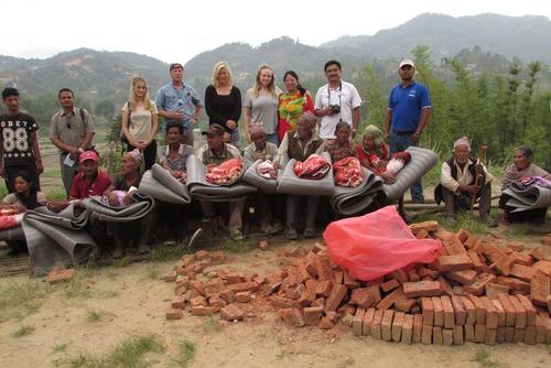 Nepal Earthquake Relief Project