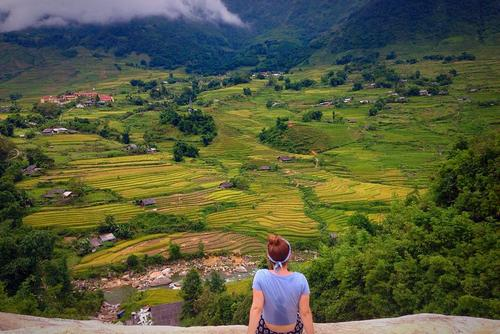 Backpacking Vietnam - Sapa