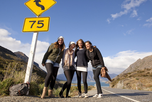 New Zealand Gap Year