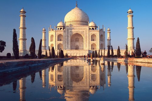 Round the World Places - India