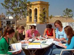 Spanish Courses in Seville, Spain