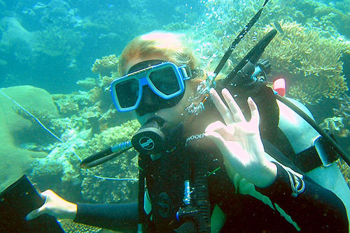 Scuba Diving in Cuba