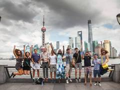Architecture Internship in China