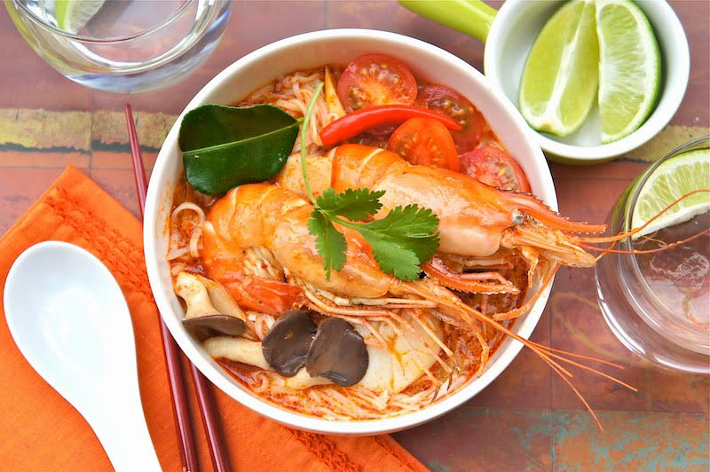 5 Dishes You Must Try in Thailand