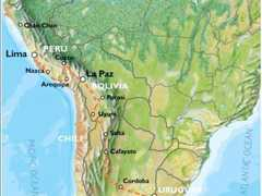 Lima to Buenos Aires (35 days) Peaks & Plains