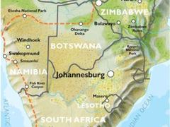 Victoria Falls to Cape Town (21 days) Deserts & Gameparks