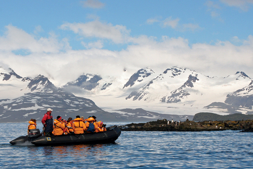 Book a Tour to Antarctica
