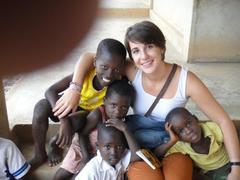 Working with Children in Ghana - from just US$21 per day!