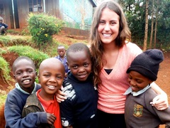 Working with Children in Nairobi - from just US$23 per day!