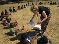 Working with Children in Malawi - from just US$24 per day!