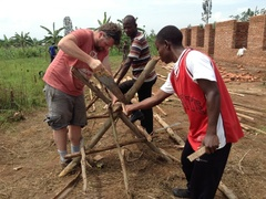 Construction Project in Rwanda - from just US$20 per day!