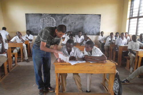 Tanzania gap year programs