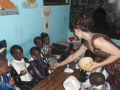 Working with Children in Senegal - from just US$28 per day!