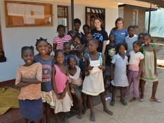 Working with Children in Zambia - from just US$40 per day!