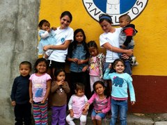 Childcare Project in Guatemala - from just US$32 per day!