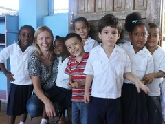 Working with Children in Honduras - from just US$27 per day!