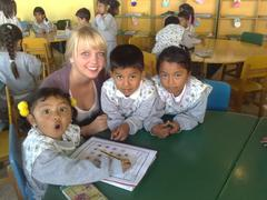 Education Program in Ecuador - from just US$56 per day!