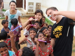 Street Children Project in India - from just US$44 per day!