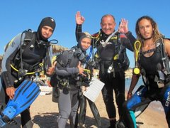Sharm el-Sheikh PADI Adventures in Diving Course