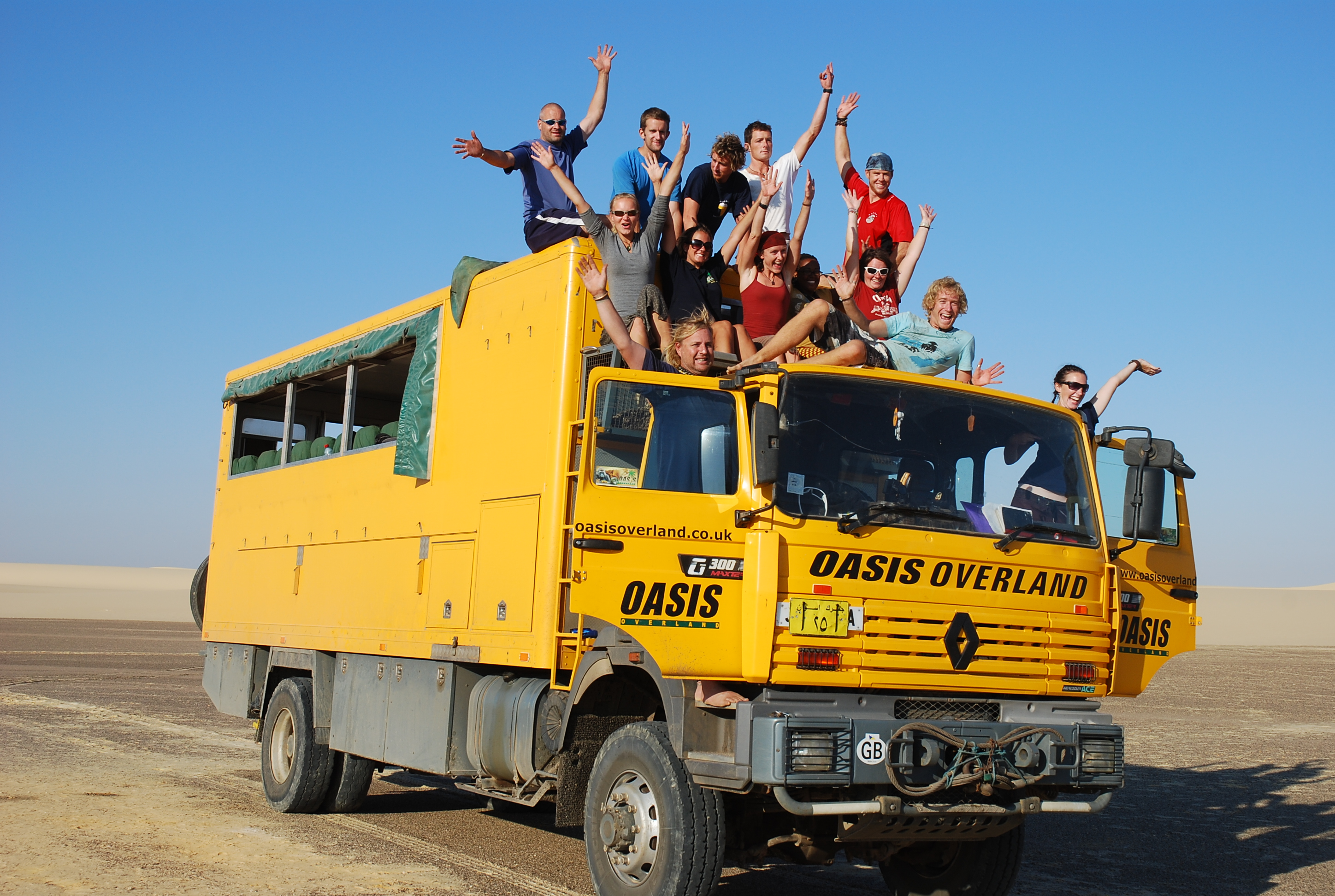 Top 10 Reasons to Book a Tour with Oasis Overland