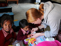 India Volunteering Program