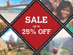 Sale on Gap Year Adventures