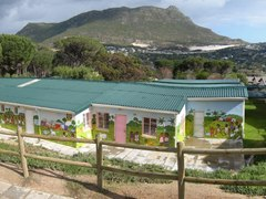 Little Lambs Daycare Project, Hout Bay, Cape Town, South Africa