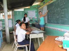 Panama Island Volunteer Teaching Experience
