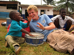 Care Work with Children in Ghana