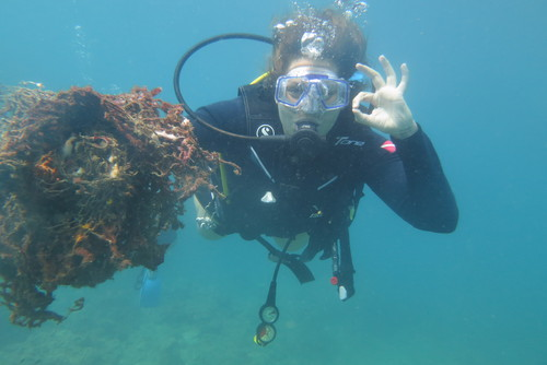 Diving & Marine Conservation in Cambodia