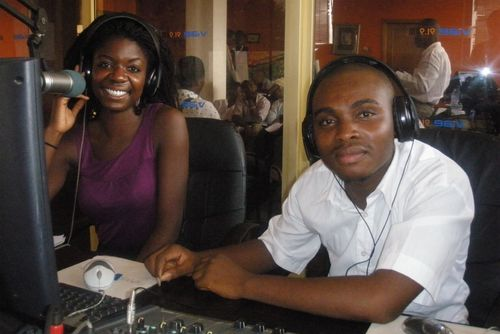 Journalism Internship in Ghana