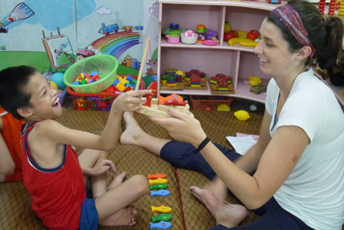 Occupational Therapy Placements Overseas with Projects Abroad