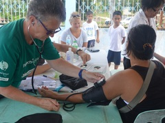 Public Health Volunteering in the Philippines