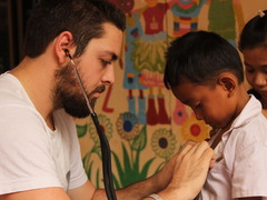 Public Health Volunteering in Cambodia