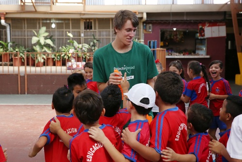 Volunteer Sports Coaching Abroad