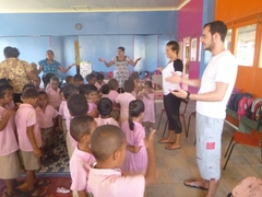 Volunteer Teaching Fiji